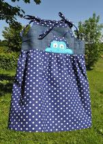 Käfer Kleid blau