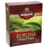 "(Nr.30220) Schwarzer Ceylon Tee ""Korona rossijskoj Imperii"" 100Btl."