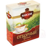 "(Nr.30210) Schwarzer Ceylon Tee ""Otbornij"" 100Btl."