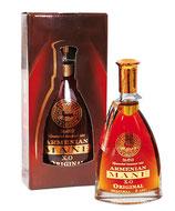 """(Nr.91070) Armenischer Brandy """"Mane"""" 8 Jahre alt 40% vol. 0,5 L"""