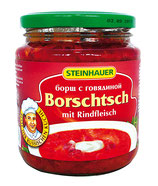 (Nr.60030) Borschtsch mit Rindfleisch