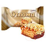 """(Nr.11003) Waffelschnitte """"Otlomi"""" mit Creme und Weichkaramell"""