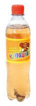 "(Nr.92080) Getränk mit Tutti-Frutti-Geschmack ""Limonad Cheburashka"" 500 ml"