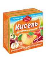 (Nr.30440) Dessertpulver mit Mehrfruchtgeschmack 225 g