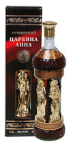"(Nr.91090) Armenischer Brandy ""Zarevna Anna"" 8 Jahre alt 40% vol. 0,5 L"