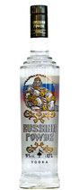 "(Nr.91350) Vodka ""Russian Power"" 40% vol. 0,7 L"