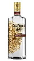 "(Nr.91340) Vodka ""Chlebnyi Dar"" Classic 40% vol. 0,5 L"