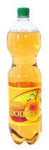 """(Nr.92160) Getränk mit Birnengeschmack """"Limonad Düsches"""" 1,5 L"""