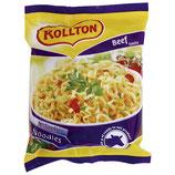 """(Nr.70420) Instantnudelsuppe mit Rindfleischgeschmack """"Rollton"""""""