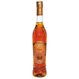 "(Nr.91100) Weinbrand ""Belyj Aist"" 5 Jahre alt 40% vol. 0,5 L"