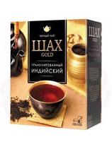 """(Nr.30280) Schwarzer indischer Tee """"Schah Gold"""" 100 Btl."""