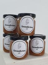 Karamellcrème - gesalzen
