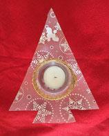 """Art:Nr:3901987 Teelichthalter """" Weihnachtsbaum"""