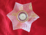 """Art:Nr:3901988 Teelichthalter """" Stern"""