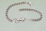 """Art:Nr:CS15   Armkette, 925er Silber, """" Katze"""""""