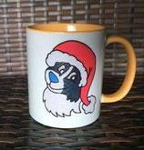 """Becher """"Weihnachts Border Collie"""" """""""