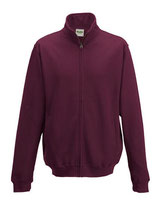 Sweat Jackets  Burgundy