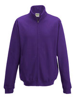 Sweat Jackets  Purple