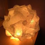"""Art:Nr:0123 Kugellampe  """" Pusteblume """""""