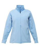 Women´s Uproar Softshell Jacket Blue Skies Vapour