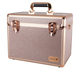 Art:Nr:85GRX050 Groomer-/Show Koffer Farbe Rose Gold