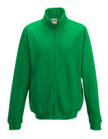 Sweat Jackets  Kelly Green