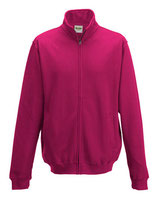 Sweat Jackets  Hot Pink