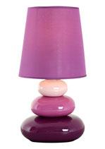 Tischlampe bestickt nach Wunsch