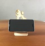 Art:Nr:322 Handyhalter aus Holz