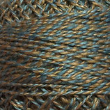 "PT7 VALDANI PERLE 12 ""Teal - Twisted Tweed"""