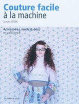 Libros-Couture facile à la machine