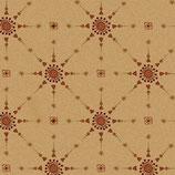 2147-44 Itty Bitty Estrellas grandes crema
