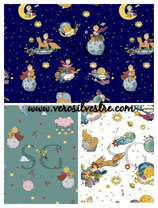 THE LITTLE PRINCE LOTE 3 FAT QUARTERS
