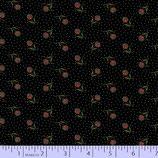 8477-0512 HERITAGE RED & GREEN FLORES FONDO TOPITOS