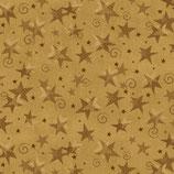 2152-32 Itty Bitty Estrellas dorado