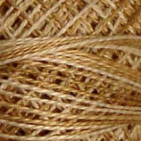 "O514  VALDANI PERLE 12 ""Wheat Husk"""