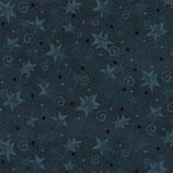 2152-77 Itty Bitty Estrellas azul