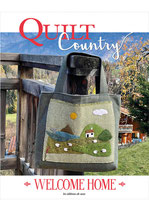 QUILT COUNTRY Nº 67 WELCOME HOME