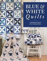 LIBRO BLUE & WHITE QUILTS