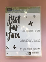 Stampin' Up!-Stempelset: Botanicals for You