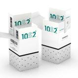 10S2 - Seife mit 10% Schwefel und 2% Salicylic Acid  - 2 x 2 Pack (4 Stück à 100 gr)