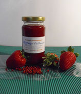 Erdbeer - Pfeffer Aufstrich