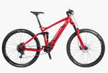 E-bike Pmzero Bici elettrica MTB 02 FS