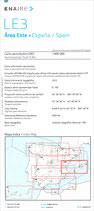 ICAO Karte LE3
