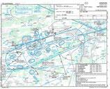 VFR Anflugkarte für einzelne Flugplätze