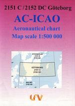 ICAO Karte Göteborg