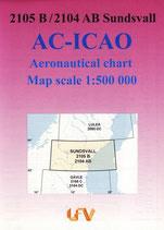 ICAO Karte Sundvall