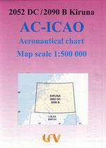 ICAO Karte Kiruna
