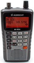 Albrecht Funkscanner AE125H