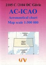 ICAO Karte Gävle